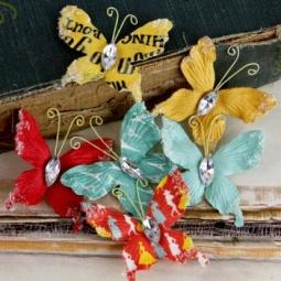 Купить Бабочки бумажные Prima Marketing PM-562373