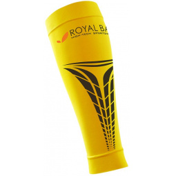 фото Гетры компрессионные спортивные Royal Bay Extreme. Цвет: желтый. Размер: L
