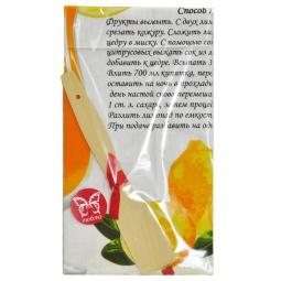 фото Набор: полотенце и лопатка BONITA Mini «Рецепты»