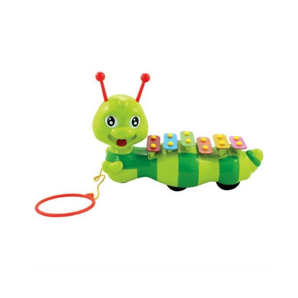 фото Каталка-ксилофон Toy Target Гусеница