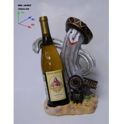 Купить Подставка для вина Drivemotion «Кактус в шляпе»