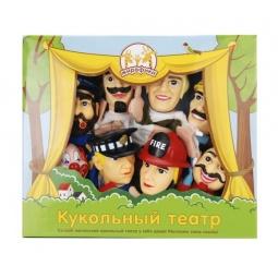 фото Набор для кукольного театра Жирафики «Профессии»