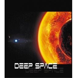 фото Тетрадь в клетку лакированная Пересвет Deep Space. В ассортименте