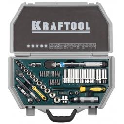 фото Набор торцевых головок Kraftool Industrie Qualitat 27975-H49