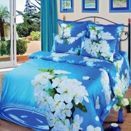 фото Комплект постельного белья АртПостель «Райский сад». Семейный