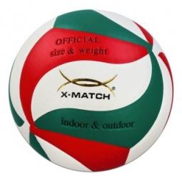 фото Мяч волейбольный X-MATCH 56345. В ассортименте