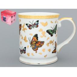 Купить Кружка Elan Gallery «Бабочки»