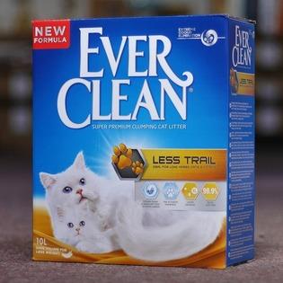 Купить Наполнитель для кошачьего туалета Ever Clean Less Trail 25345
