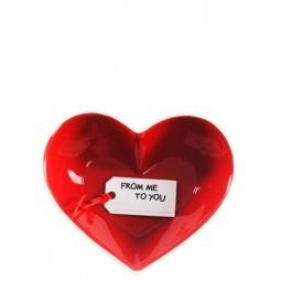 Купить Набор: чаша и ложка Sagaform Sweetheart
