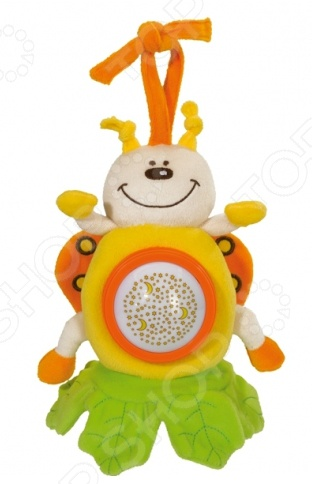Мягкая игрушка со светозвуковыми эффектами Simba «Плюшевые насекомые» В ассортименте футболка с полной запечаткой для девочек printio angry birds terence