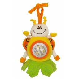 Купить Мягкая игрушка со светозвуковыми эффектами Simba «Плюшевые насекомые». В ассортименте