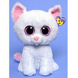 фото Мягкая игрушка TY Кошка CASHMERE. Высота: 15 см