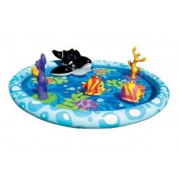 Купить Игровой центр-бассейн надувной Intex 57448