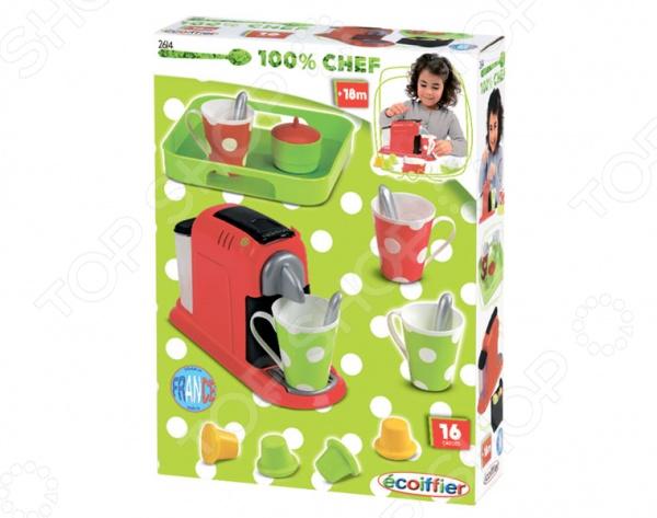 Набор для приготовления кофе Ecoiffier 2614