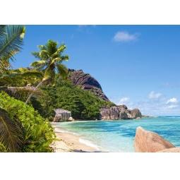Купить Пазл 3000 элементов Castorland «Пляж, Сейшелы»