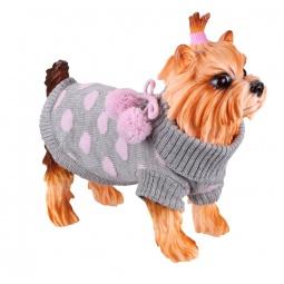 Купить Свитер-попона для собак DEZZIE «Сьюзи»