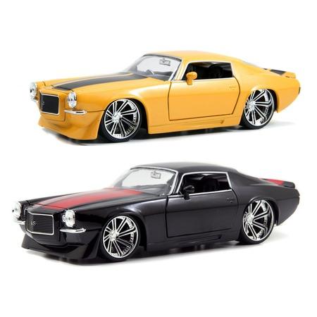 Купить Модель автомобиля 1:24 Jada Toys Chevy Camaro 1971. В ассортименте