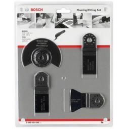 Купить Набор насадок для универсального инструмента Bosch 2608661696
