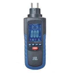 Купить Тестер электропроводности и заземления СЕМ DT-9054