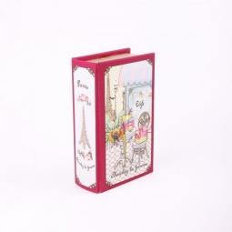 фото Книга-шкатулка Феникс-Презент «Парижское кафе»