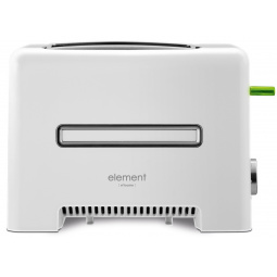 фото Тостер Element El'Toaster FE01PW. Цвет: белый