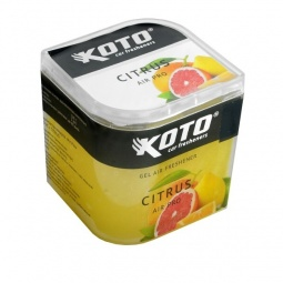 фото Ароматизатор гелевый Koto Air Pro. Модель: Citrus
