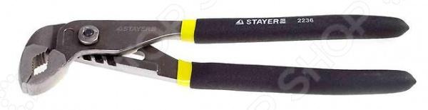Клещи переставные Stayer Master-Hercules 2236_z01