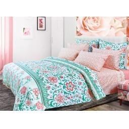 фото Комплект постельного белья Primavelle «Индори». 2-спальный. Размер простыни: 160х200 см. Размер наволочки: 70х70 см — 2 шт