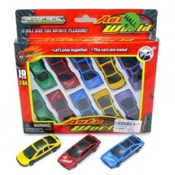 фото Набор машинок игрушечных Shantou Gepai BA-1310