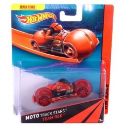 Купить Мотоцикл игрушечный Mattel Team Red