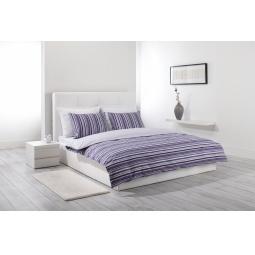 фото Комплект постельного белья Dormeo Mark Trend. 2-спальный. Цвет: фиолетовый
