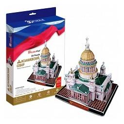 Купить Пазл 3D CubicFun «Исаакиевский собор»