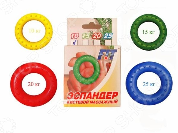 Эспандер кистевой Престиж массажный - артикул: 493896