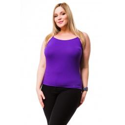 фото Майка Mondigo XL 551. Цвет: фиолетовый. Размер одежды: 48