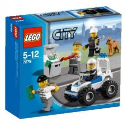 фото Конструктор LEGO Коллекция полицейских минифигурок