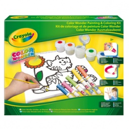 Купить Набор для рисования Crayola «Color Wonder»