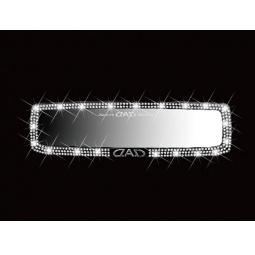 Купить Зеркало внутрисалонное со стразами D.A.D AJ03