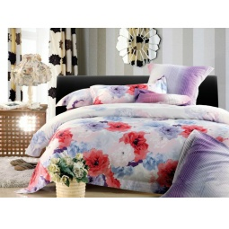фото Комплект постельного белья Tiffany's Secret «Букет». Евро. Размер наволочки: 50х70 см — 2 шт