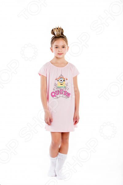 Сорочка ночная «Minions. Prom Queen»