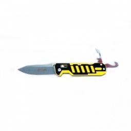 фото Нож складной Ganzo G735. Цвет: желтый, черный