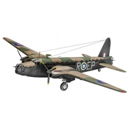 фото Сборная модель бомбардировщика Revell Виккерс Веллингтон Mk.II