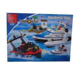 фото Конструктор игровой Brick Sea Arrest Team