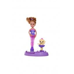 фото Кукла Mattel Балерина Челси с домашними питомцами. В ассортименте