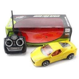 фото Машина на радиоуправлении Shantou Gepai HH030. Цвет: желтый