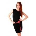 Фото Платье Mondigo 9458. Цвет: черный. Размер одежды: 46