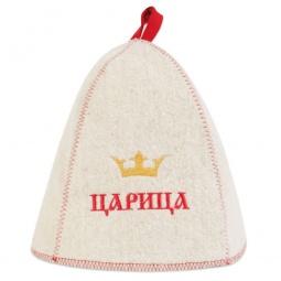Купить Шапка для бани и сауны EVA «Царица»
