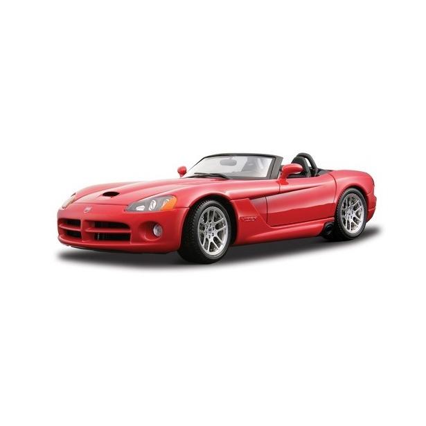 фото Сборная модель автомобиля 1:24 Bburago Dodge Viper SRT-10