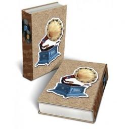 фото Книга-шкатулка Феникс-Презент «Граммофон» 37321