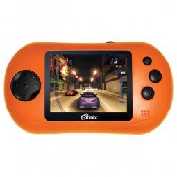 фото Приставка игровая Ritmix RZX-08. Цвет: оранжевый