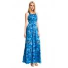 Фото Платье Mondigo 6134-2. Цвет: бирюзовый. Размер одежды: 46